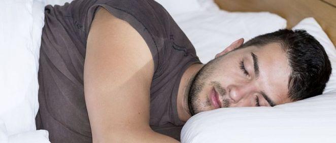 Paciente con apnea del sueño. (Foto. Freepik)