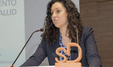 Beatriz Allegue, gerente de ACIS. (Foto. Oscar Frutosr ConSalud.es)