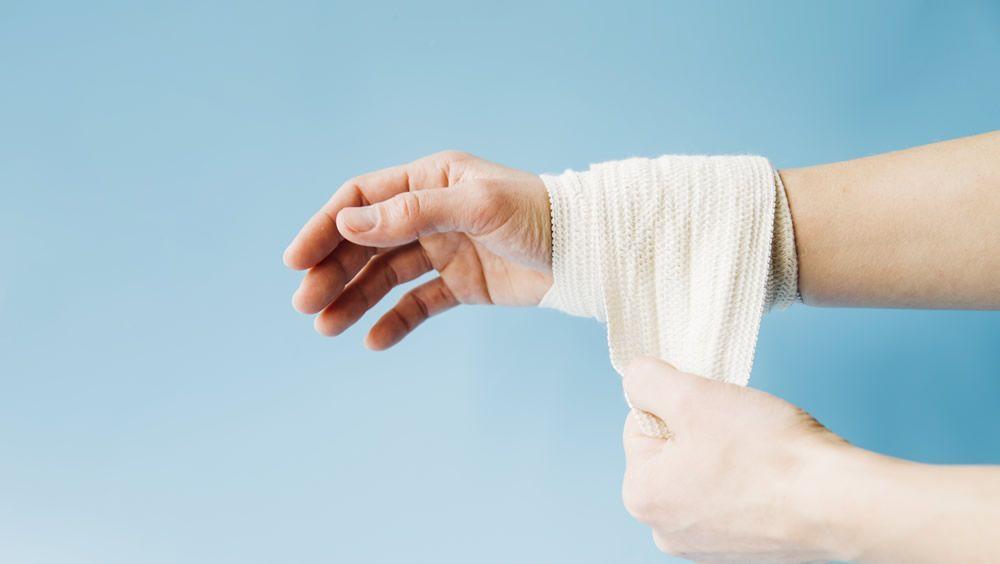 Un aloinjerto para tratar heridas gruesas y crónicas (Foto. Freepik)