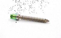 Tornillo pedicular Nano FortiFix (Foto. Nanovis)