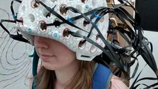 Diseñan un nuevo tipo de escáner cerebral portátil para el diagnóstico de enfermedades mentales. (Foto. Universidad de Nottingham)
