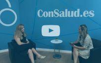 Pilar de la Huerta Martínez, directora general de Arquimea Medical, en una entrevista para ConSalud TV