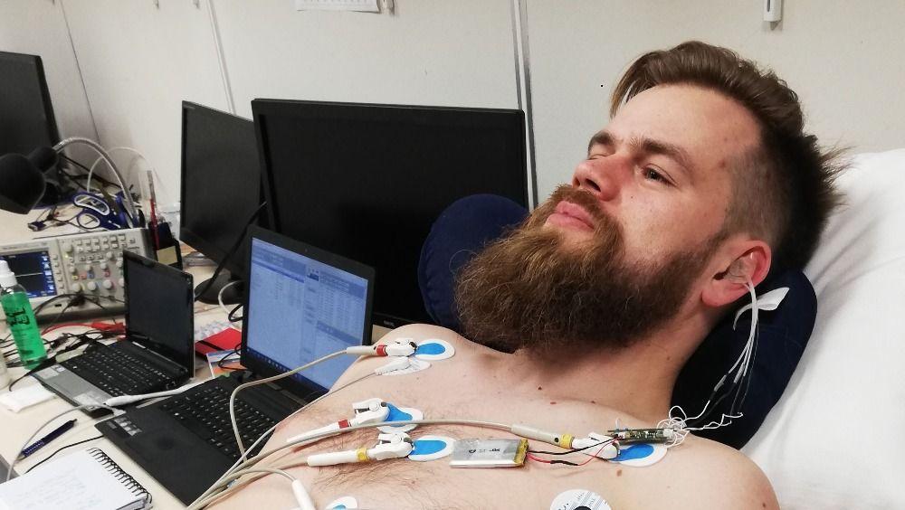 Experimentos de neuroestimulación (Foto: Universidad Tecnológica de Viena)