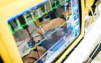Imagen de un electrocardiograma. (Foto Unsplash)