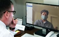 Atención sanitaria mediante videollamada. (Foto. Rawpixel)
