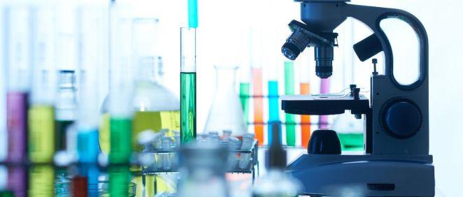 Interior de un laboratorio (Foto: Freepik)