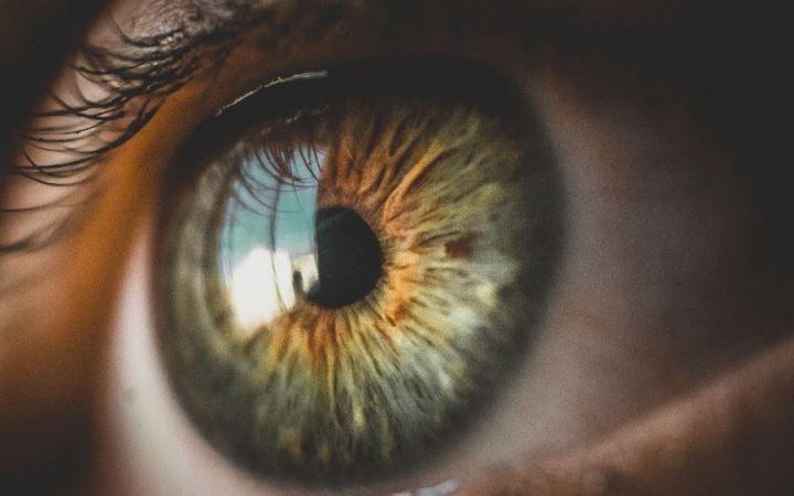 Ojo de una paciente (Foto. Pixabay)