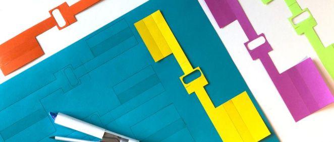 Este parche médico, inspirado en el origami, permite sellar lesiones internas