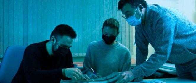 Simuladores anatómicos de entrenamiento médico (Foto. Biotme)