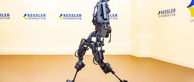 Los exoesqueletos pueden mejorar la función intestinal de las personas con lesión de médula espinal