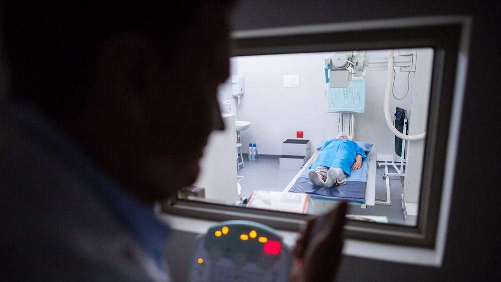Radioterapia (Foto. Freepik)