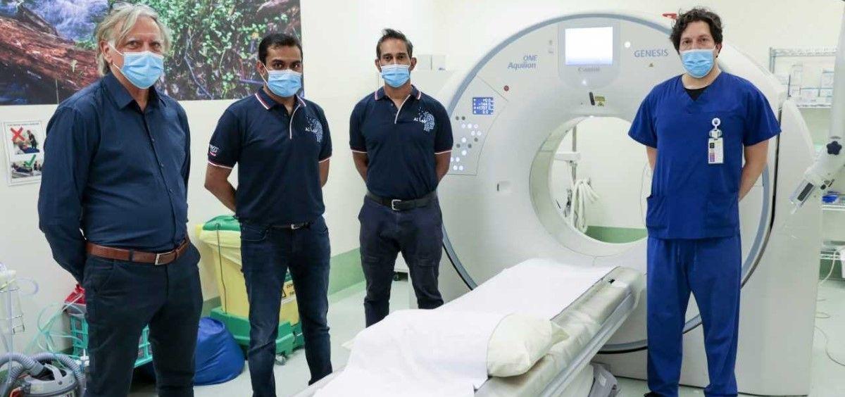 Investigadores de la RMIT University de Melbourne responsables de la investigación. (Foto RMIT University)