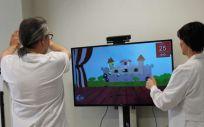 Rehabilitación virtual (Foto. SaluDigital)