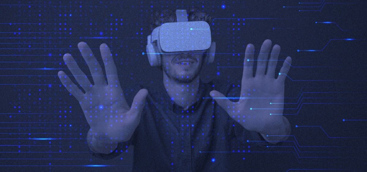 Gafas de realidad virtual. (Foto. Freepik)