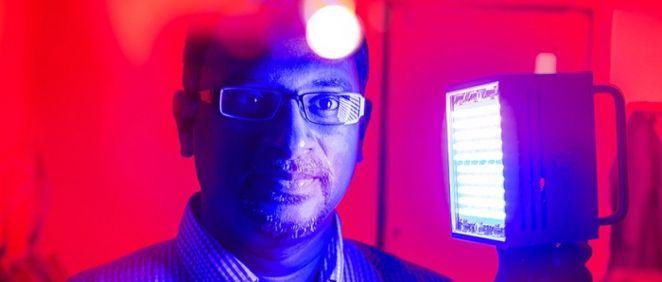 Fotobiomodulación, la terapia de luz que podría acelerar la curación de quemaduras