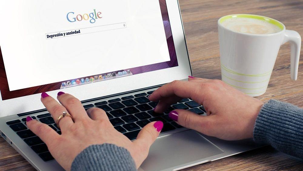 """""""Depresión"""" y """"ansiedad"""" suben puestos en el buscador de Google"""