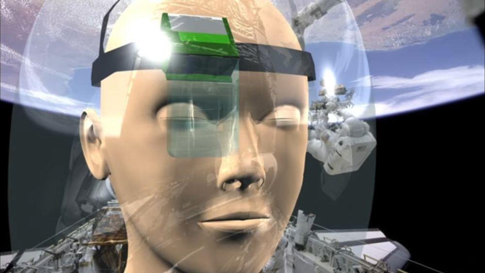 EyeSpeak, las gafas diseñadas para astronautas que dan voz a personas con discapacidad