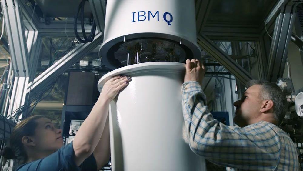 El ordenador cuántico de IBM, pieza clave en el futuro de la Medicina