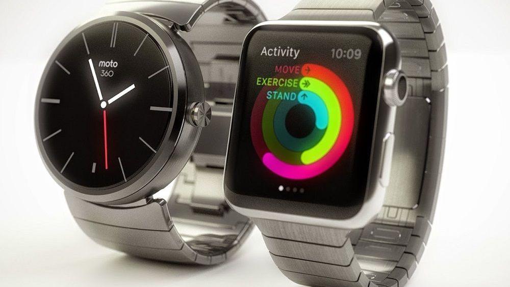 Apple Watch y Android Wear, ¿qué smartwatch cuida mejor de tu salud?