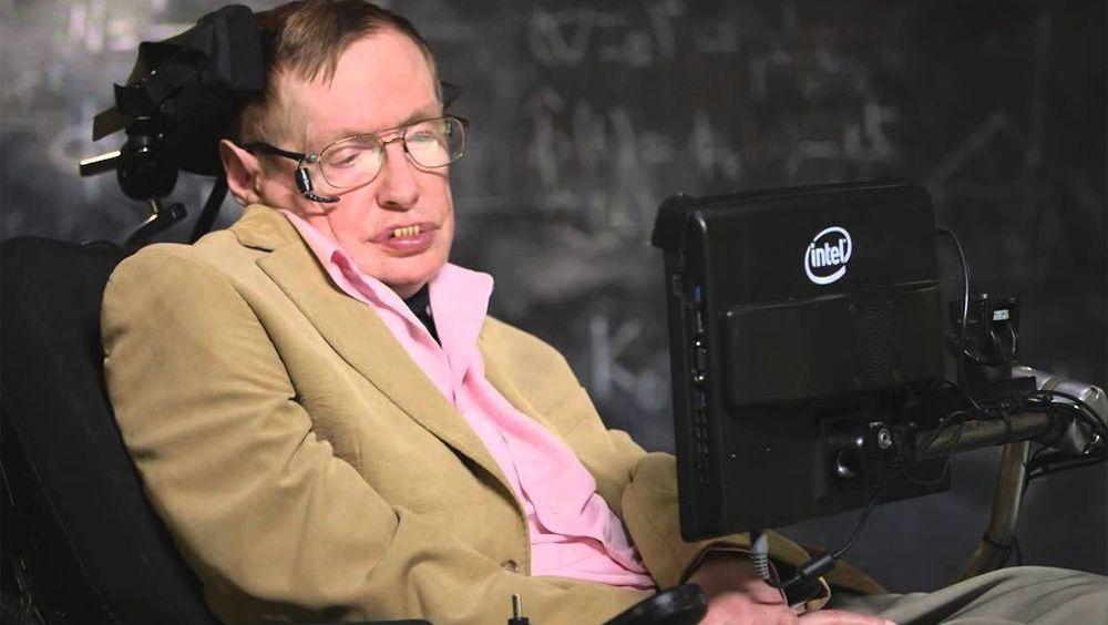 Stephen Hawking, el superviviente tecnológico contra pronóstico