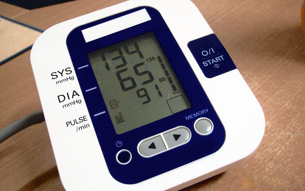 Diagnóstico de hipertensión arterial