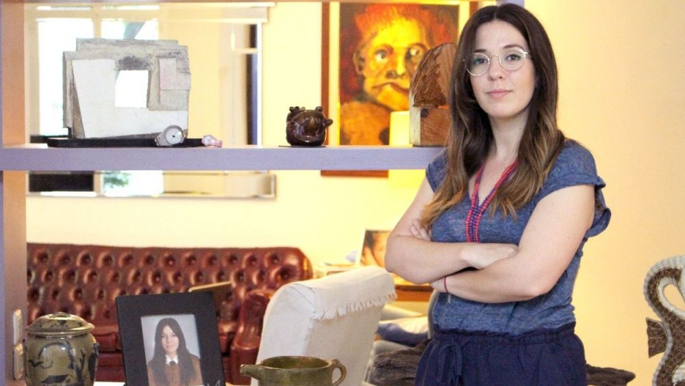María Pérez realiza actualmente una investigación postdoctoral en la Universidad de Cambridge (Reino Unido)