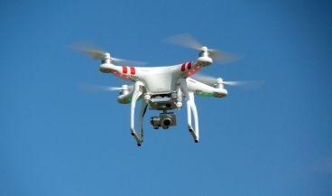 Drones al servicio de las emergencias sanitarias (Foto. ConSalud)