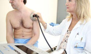 Las ondas acústicas de alta energía renuevan sus votos con la Medicina