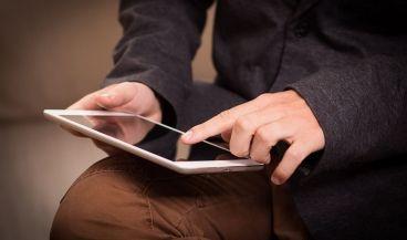 Los datos de la app se graban en un iPad que los almacena y carga en un servidor.
