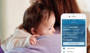 Philips conecta a los padres con pediatras