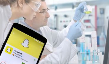Snapchat podría emitir anuncios de vídeo de tres segundos que servirían como puerta de entrada para que los productos farmacéuticos lleguen a los más jóvenes.