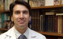 Francisco Chana Rodríguez, traumatólogo de la Unidad de Fracturas del Anciano del Servicio de Traumatología y Cirugía Ortopédica del Hospital Gregorio Marañón ha recibido el premio a la mejor vídeo técnica quirúrgica