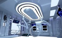 La teleasistencia real sustentada en la tecnología 5G permitirá que un cirujano especialista guíe al cirujano que esté operando en el quirófano