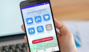 Firstcall es un app que permite ayudar o recibir ayuda en caso de emergencias