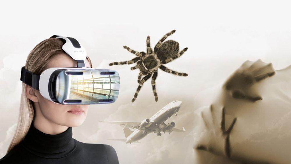 La realidad virtual llega a la psicología