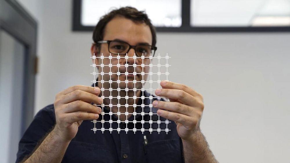 Investigadores del MIT ha desarrollado un conjunto de módulos que, ensamblándolos entre sí, pueden convertirse en dispositivos de diagnóstico personalizados.