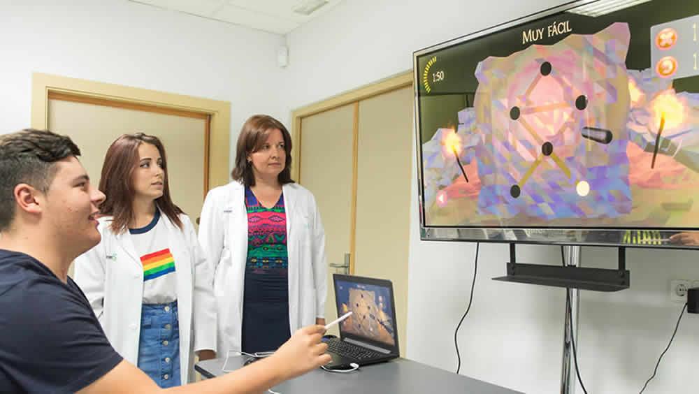 La realidad virtual mejora la rehabilitación de los pacientes con lesión medular