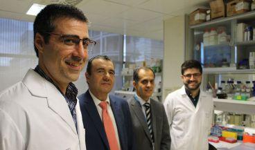 Investigadores del CIBIR a cargo del proyecto de investigación para el diagnóstico del alzhéimer precoz