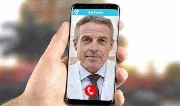 Gádaca es una aplicación de e-Salud desarrollada por dos ingenieros españoles que promete revolucionar la asistencia sanitaria convencional.