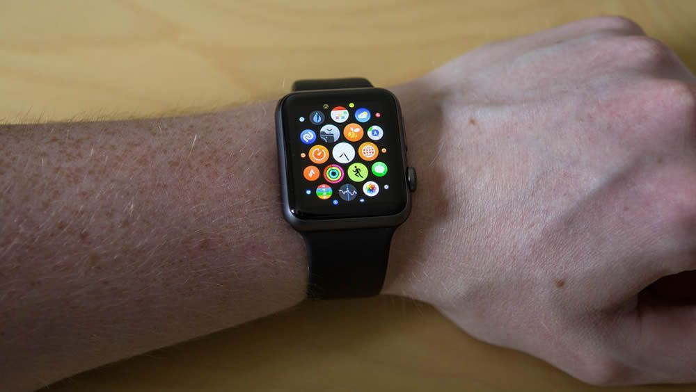 Dispositivo Apple Watch