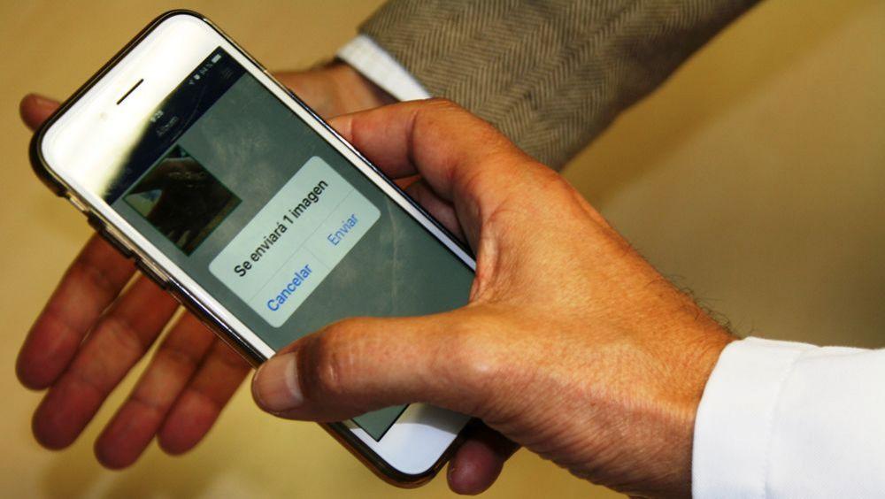 El Sescam desarrolla 'CliniCam', una 'app' móvil para la gestión de imagen médica en el ámbito de la Dermatología.