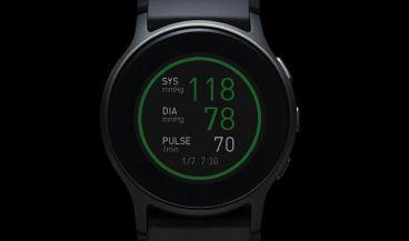Un reloj inteligente capaz de medir la presión arterial