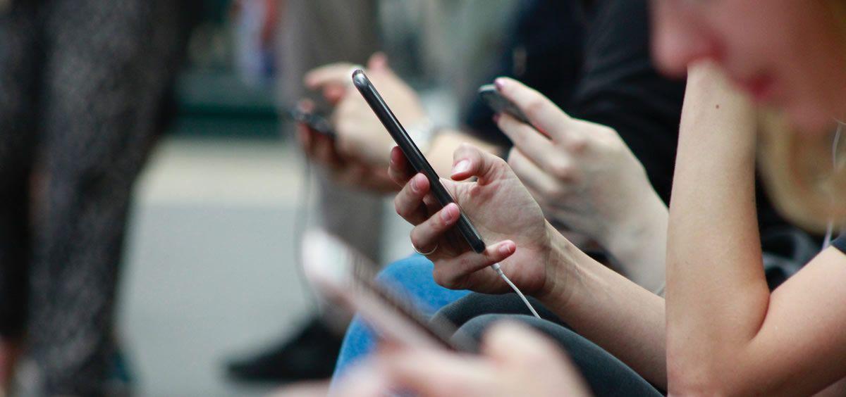 El uso demasiado frecuente del smartphone puede convertirse en una enfermedad.