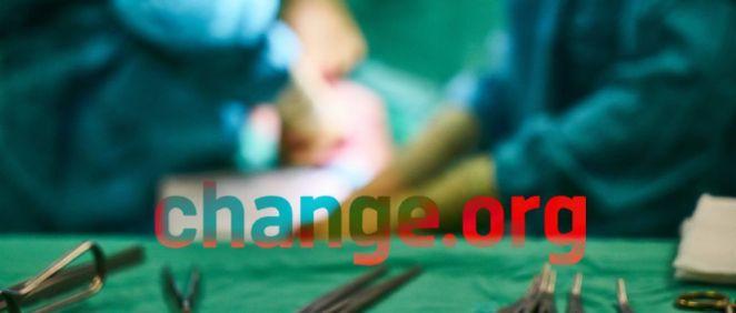 Change.org, un aliado clave para las reivindicaciones sanitarias