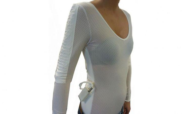 Wearlumb, una camiseta inteligente que corrige la postura y evita lumbalgias