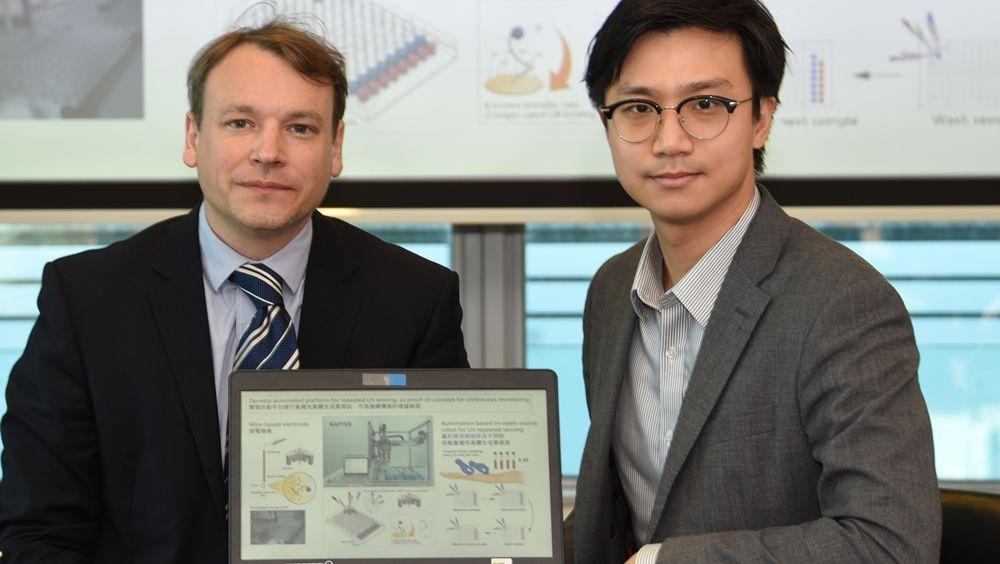 Los creadores de esta tecnología pertenecen al Colegio Imperial de Londres (Reino Unido) y la Universidad de Hong Kong (China)