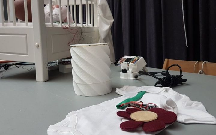 Baby Safety, los cuatro dispositivos que podrían prevenir la muerte súbita en bebés