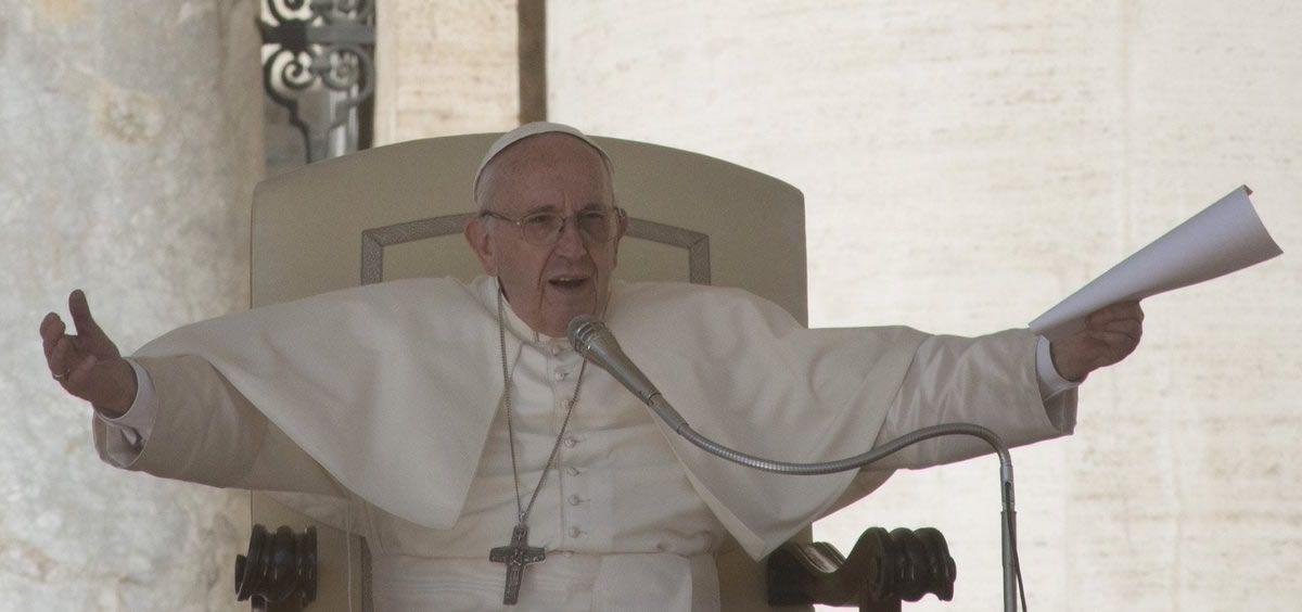 El Papa se ha pronunciado sobre la eutanasia y el suicidio asistido