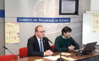 Presentación del nuevo calendario de vacunación infantil de Asturias