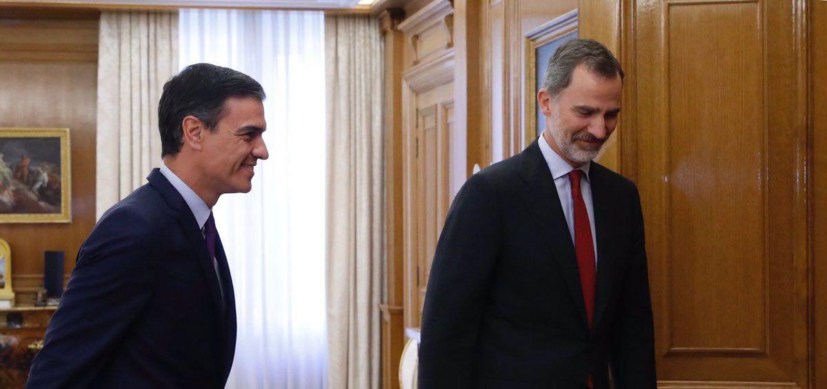Pedro Sánchez ha aceptado el encargo del Rey de formar Gobierno. Comienza ahora el periodo de negociaciones